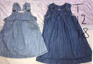 Pack vestidos