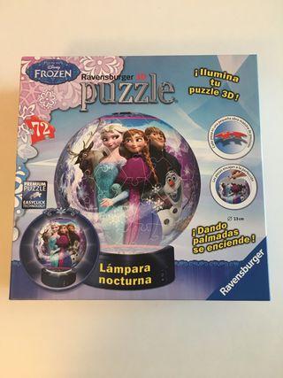 Lámpara puzzle
