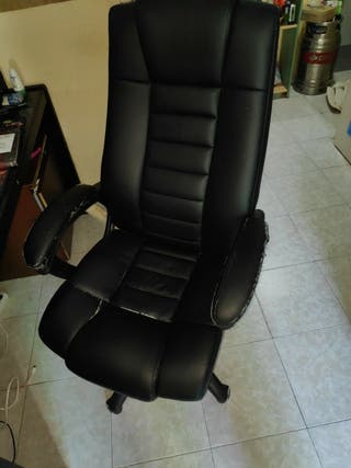 silla de oficina grande