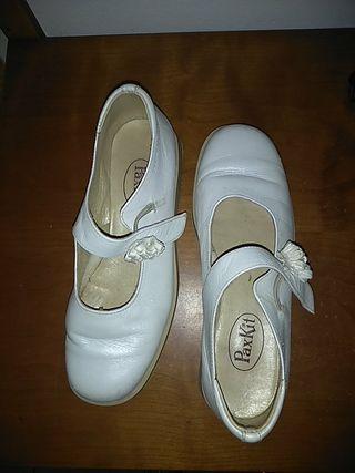 Zapatos niña verano talla 36