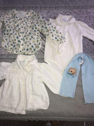 Pack de 3 camisas invierno