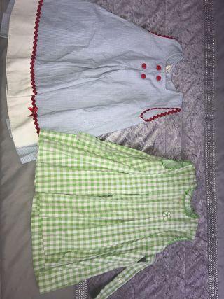 Pack 2 vestidos