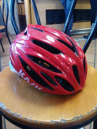 Casco bicicleta Kask