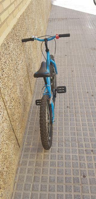 bicicleta bh California sprint