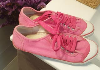 Zapatillas lona Maripaz