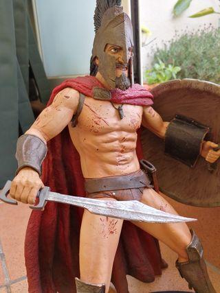 Figura de Leonidas de la marca Neca 300