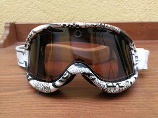 Gafas de snowboard de la marca Spy
