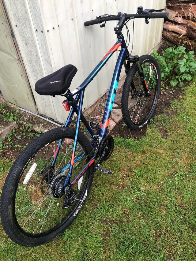 Mountain bike, GT Sport Aggressor