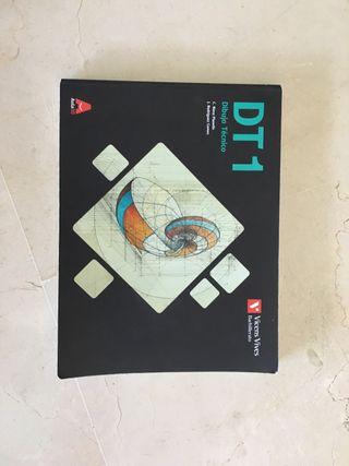 Libro dibujo técnico 1 Bach