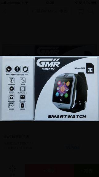 3194d04d0 Reloj inteligente con cámara de segunda mano en la provincia de ...