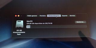 MacBook Air I5 2014 SSD 250Gb
