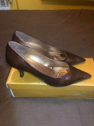 e06be082 Zapatos para mujer de segunda mano en Alcorcón en WALLAPOP