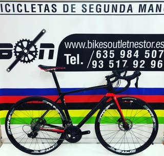 Bicicleta Giant tcr advanced 2 disc