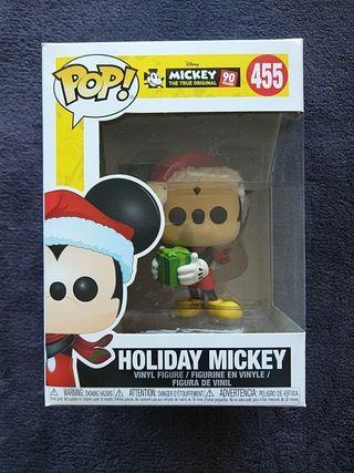 Pop! Holiday Mickey 455