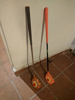 Palos de Golf prácticas iniciacion