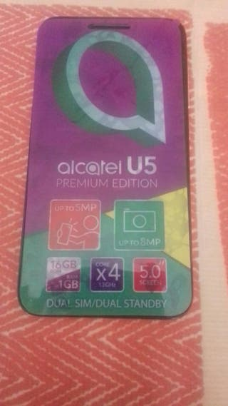 Alcatel U5 Premiun Edition