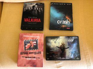 Lote Películas dvd Edición especial