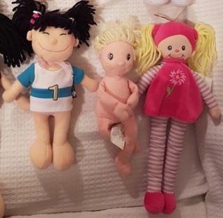 Muñeca Imaginarium Amanda Cristina Chinita