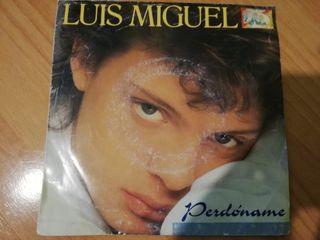 Vinilo Single Luis Miguel