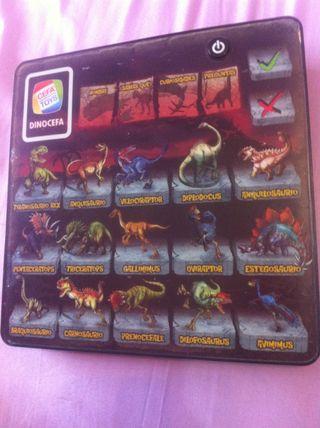 Tablet Dinosaurios