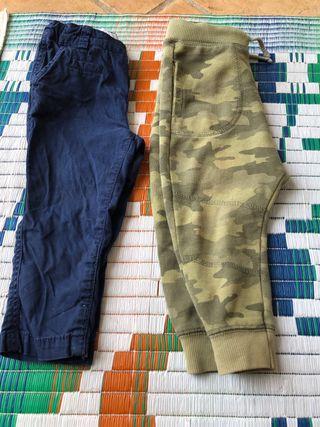 Pantalones H&m / zara