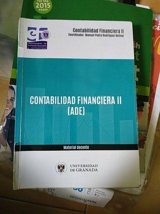 Contabilidad Financiera II 2 ADE UGR