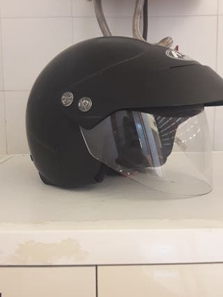 casco de moto :