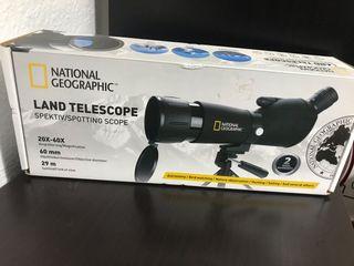 Telescopio terrestre National Geographic