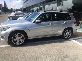 Mercedes Glk 220diesel 2013