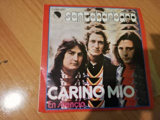 SANTABARBARA-SINGLE CARIÑO MIO