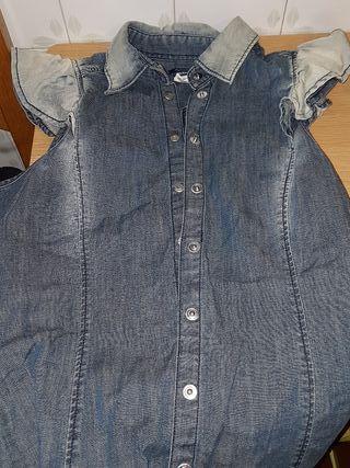 camisa vaquera miss sixty