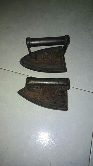 Planchas de hierro