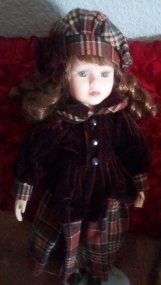 muñeca vintage