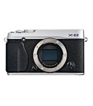 Cámara de fotos Fujifilm X-E2 (sólo cuerpo)