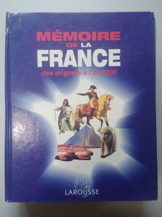 Enciclopedia de la historia de Francia de Larousse