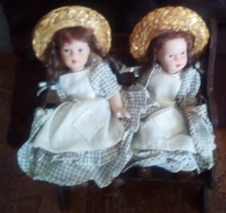 muñecas vintage