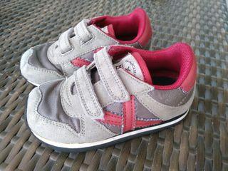Zapatos niño Munich (talla 23)