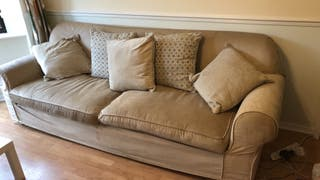 4-seater couch