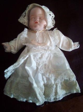 bebé porcelana