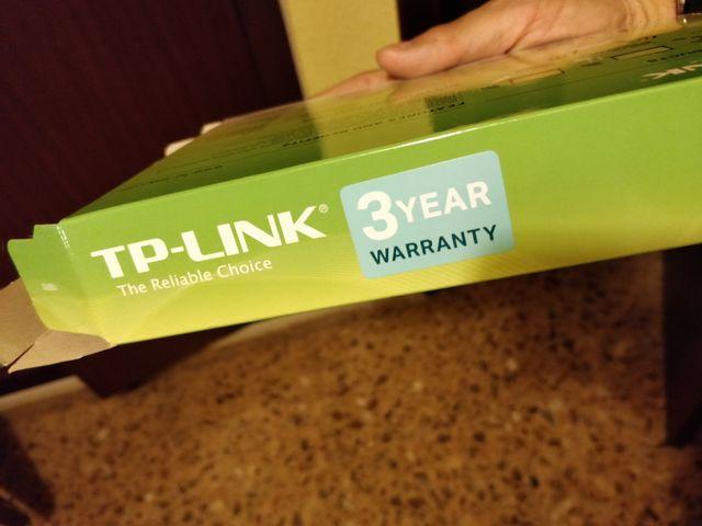 Adaptador de Wi-Fi TP-link 300 mbps
