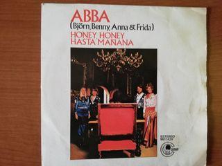 Single ABBA : HONEY, HONE