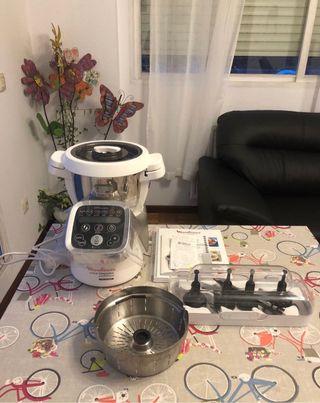 Robot cocina Molinex Companion 1 año de garantía
