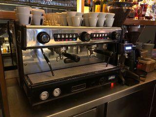Cafetera profesional La Spaziale