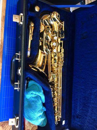 Saxo Mib Yamaha Custom
