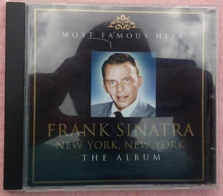 Frank Sinatra - The Album Most Famous Hits, CD1