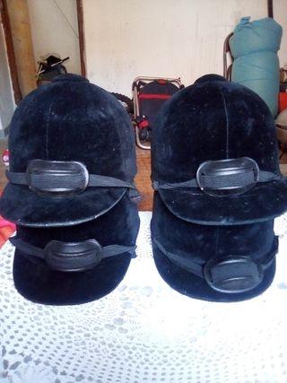 bonitos cascos de hípica