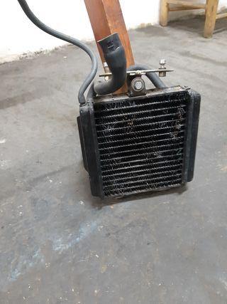 Radiador de replica blata