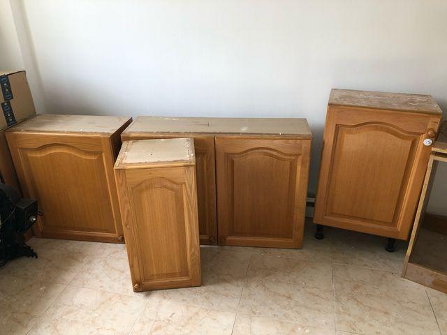 Regalo muebles cocina de segunda mano en Valencia en WALLAPOP