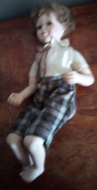 muñeco vintage