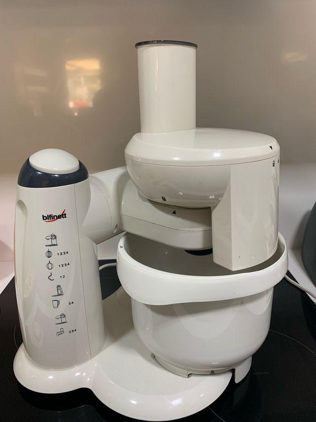 Robot repostería